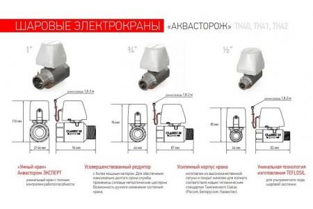 Электрокран аквасторож