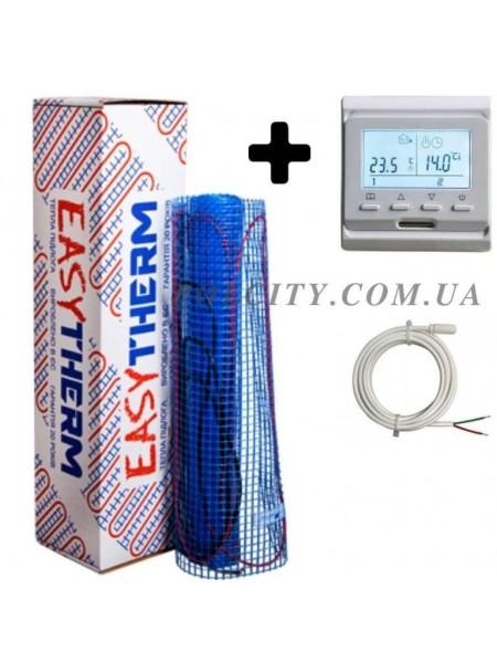 Комплект теплого пола под плитку 1,0 м2 EasyTherm (Латвия)