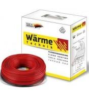 Теплый пол под плитку 5,0 м2 Warme 50 м кабель (Германия)