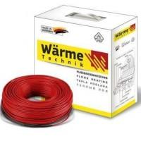 Теплый пол под плитку 10м2 Warme 100м кабель (Германия)
