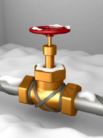 Защита труб от промерзания SLL30-2CR