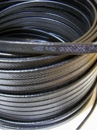 Обогрев труб кабелем SLL24-2CR