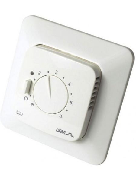 Терморегулятор для теплого пола Devi reg 530