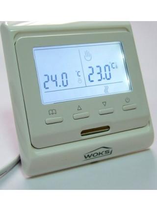 Терморегулятор программируемый Вокс М6.716 с дисплеем