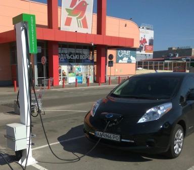 Заземление при зарядке электромобиля