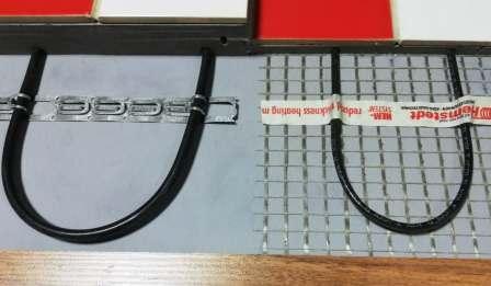 Нагревательный кабель — толстый или тонкий?