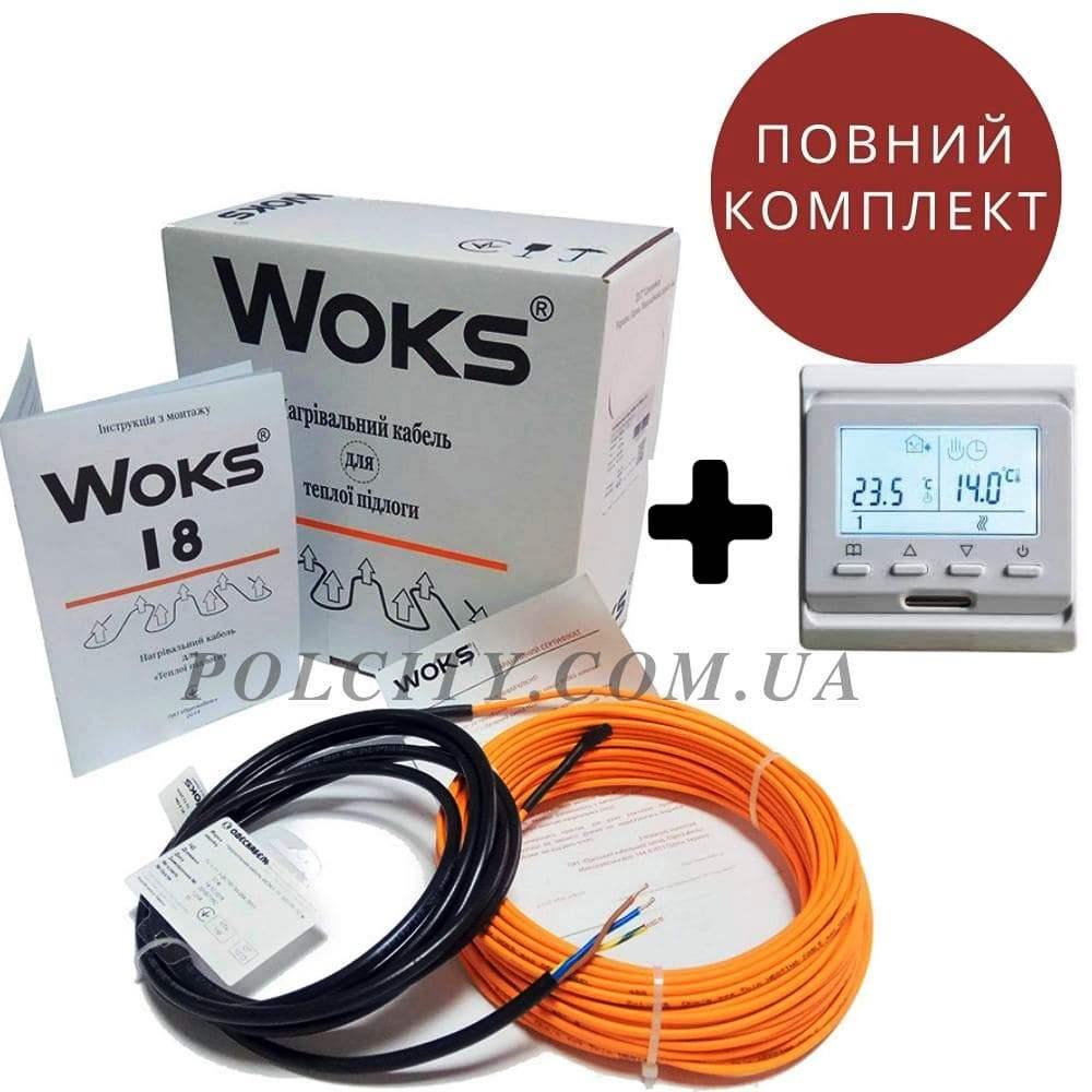 кабель под плитку Woks