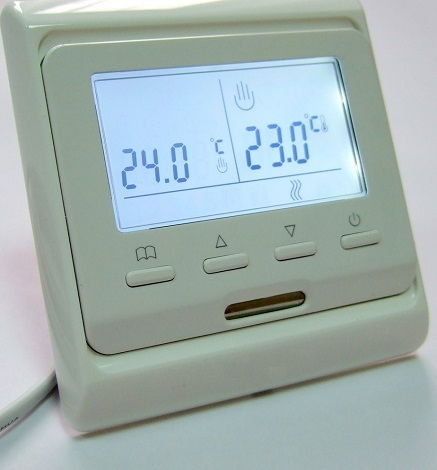 программированый термостат